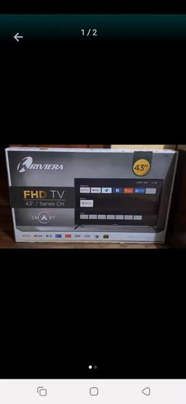 "Televisor Riviera 43"""