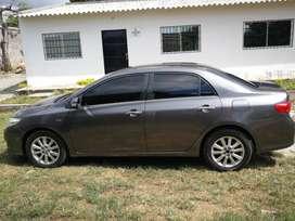 Toyota corolla seg full