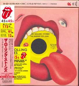 The Rolling Stones - The Singles