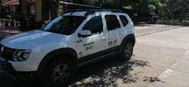 Alquiler camioneta duster 4x4 modelo 2021