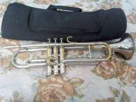 Trompeta Kong Cleveland hecha a mano