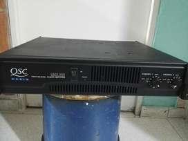 Planta Amplificadora Qsc, Rmx 850