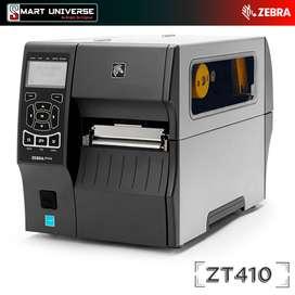 Impresora Zebra Zt410 Para Etiqueta Usb Red Serial Industria