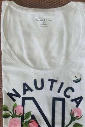 Camiseta mujer Náutica