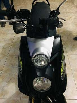 Motocicleta BWS X  2014