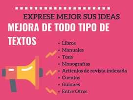 Corrector De Estilo (style corrector) y gestor normas APA Formato 2020