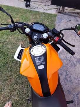 Honda Cb190 Repsol 2 mil km