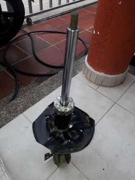 Vendo amortiguador válvula iac bombas de agua y aceite y clutch  de allegro 1600