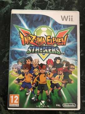 Inazuma striker Nintendo Wii / Wiiu neogeo atari sega xbox ps2 ps3