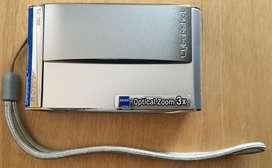 Cámara de fotos marca SONY DSC-T5 Cybershot