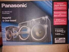 Se Vende equipo Panasonic