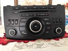 Radio de mazda 3 all new