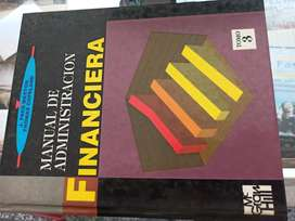 Libros de administración financiera