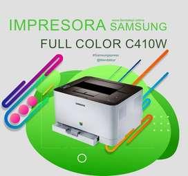 impresora samsung xpress c410w wifi-Chip liberado