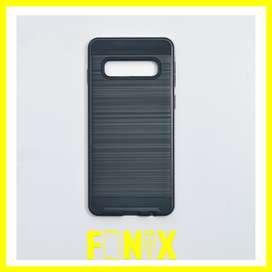 Funda Galaxy S10 Rigida Texturada