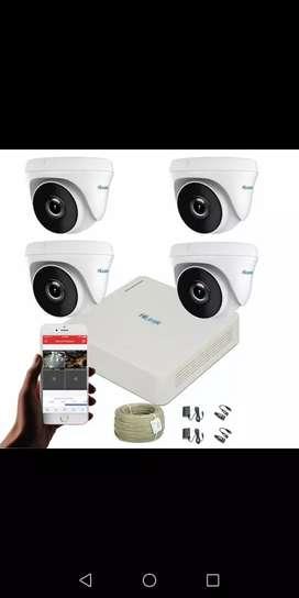 Vendo cámaras de seguridad