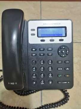 Teléfonos IP GXP-1625 GRANDSTREAM SIP SEMINUEVOS