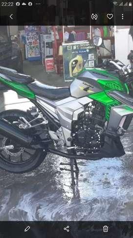 Se vende una moto ranger de oportunidad