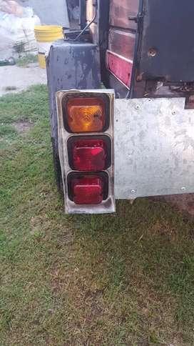 Batan trailer usado