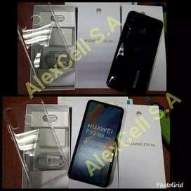 Nuevo Huawei P30 Lite Sellado Negro