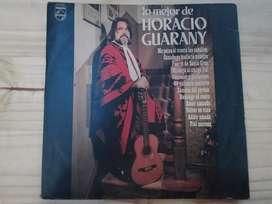Disco de  Vinilo de Horacio Guaraní