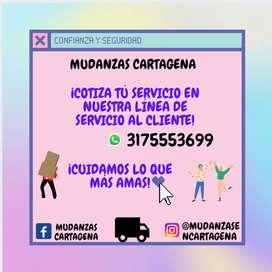 Mudanzas y trasteos Cartagena precios asequibles