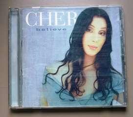 Cd Cher Believe Usa 1998