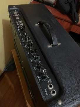 Amplificador fender hot rod lll