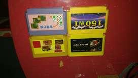 Cartuchos Consola de Juegos 8 Bits