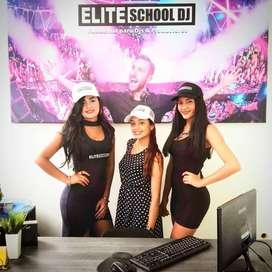 Clases Dj y música en Bucaramanga Elite School Dj