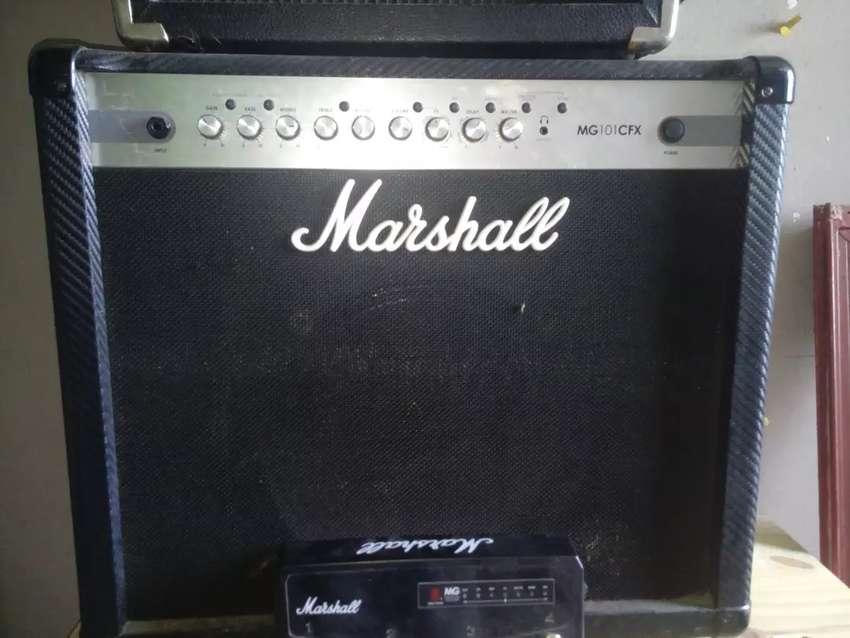 Marshall mg 101 cfx 0