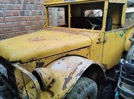 Vehículo DODGE M37 (1945)
