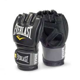 GUANTES EVERLAST MMA PRO STYLE GRAPPLING GLOVES BLACK L/XL