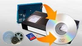 PASAR VIDEOS A DVD EN BOGOTA