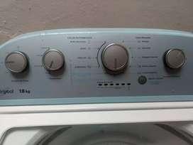 Lavadora de 38 libras
