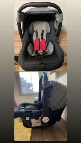 Asiento de carro bebe