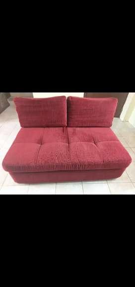 Se vende sofá cama en perfectas condiciones