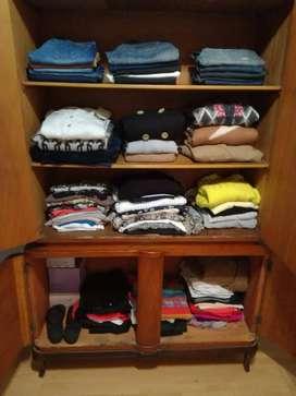 lote de ropa usada en buen estado