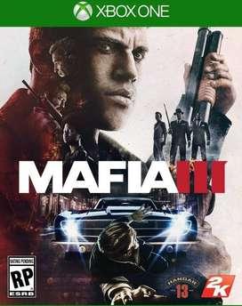 Mafia 3 Xbox One, Físico