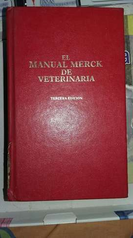 Manual Merck de Veterinaria