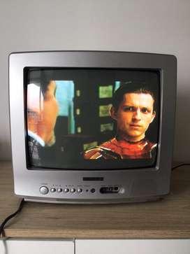 "Televisor Daewoo 14"""