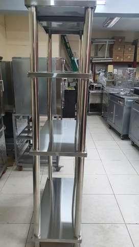 Venta de estanteria en acero 304 inox