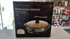 Multicocina electrica Winco