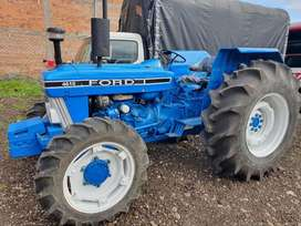 Tractor Ford 4610 4x4