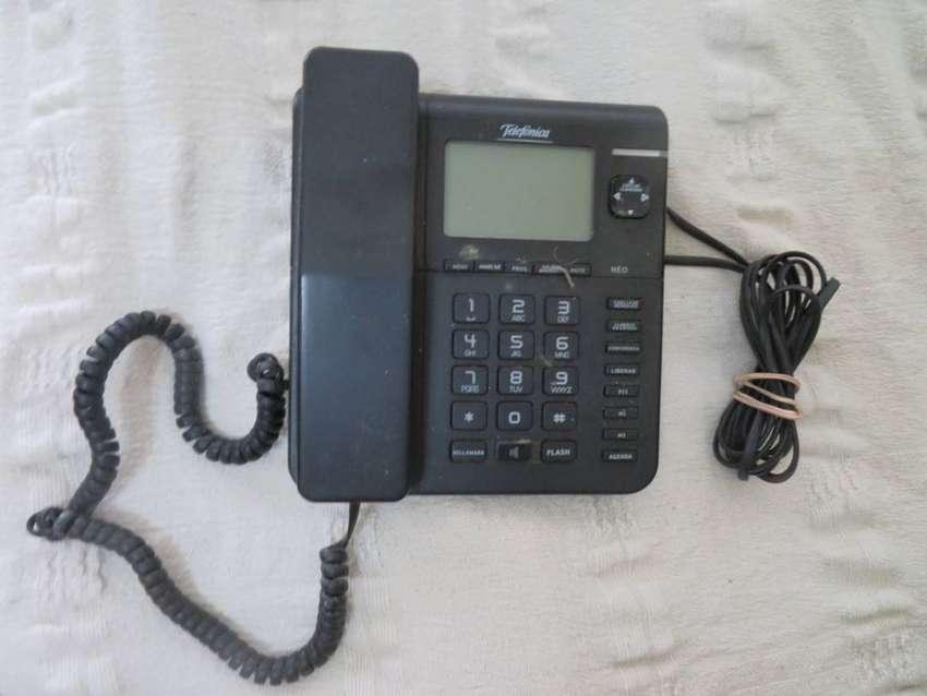 TELÉFONO DE LINEA TELEFÓNICA ANDA PERFECTO 0