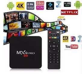 TvBox 2Ram 16Gb