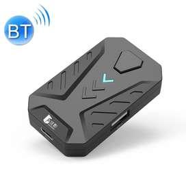 Adaptador/hub Gamer Teclado Y Mouse Android/ios Bluethooth
