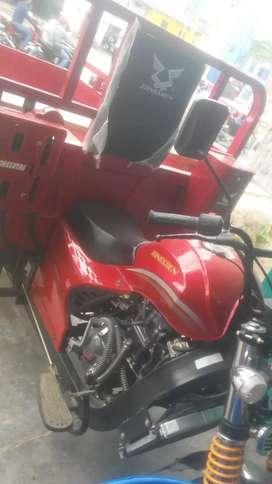 Vendo moto carguera