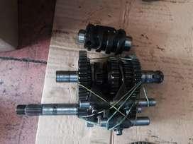 Caja, cilindro CBF125