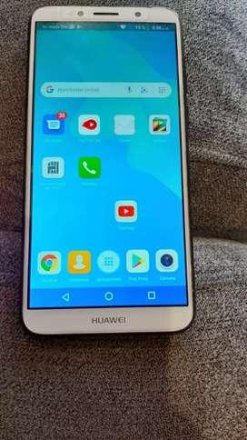 Vendo Huawei Y52018 en buen estado con 16 G y barato